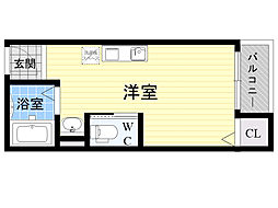 西中島南方駅 4.4万円