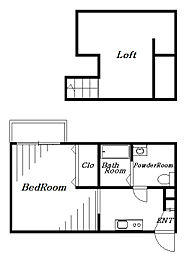 ARIETTA[2階]の間取り