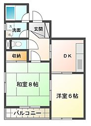 第一本郷ビル[3階]の間取り