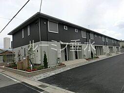 エクレール福井[2077号室]の外観