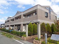 兵庫県加東市藤田の賃貸マンションの外観