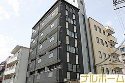 大阪府大阪市平野区西脇3丁目の賃貸マンションの外観