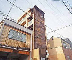 京都府京都市上京区歓喜町の賃貸マンションの外観