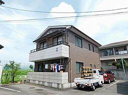 静岡県三島市三島市谷田の賃貸アパートの外観