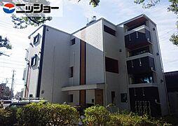 愛知県名古屋市中川区篠原橋通2丁目の賃貸マンションの外観