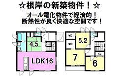 滑津駅 2,300万円