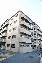 ベルヴュー赤阪[1階]の外観