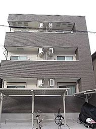 フジパレス長居[3階]の外観