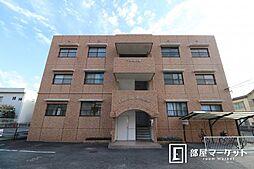 愛知県岡崎市上里1丁目の賃貸マンションの外観