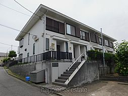[テラスハウス] 神奈川県川崎市麻生区金程1丁目 の賃貸【/】の外観