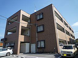 岡山県総社市中央1丁目の賃貸マンションの外観