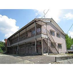 京都府長岡京市下海印寺の賃貸アパートの外観