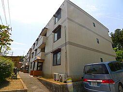 サンフィールド松戸[101号室]の外観