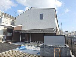 JR東海道・山陽本線 長岡京駅 徒歩20分の賃貸アパート