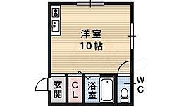 上ノ太子駅 2.0万円