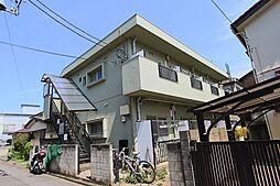 東京都清瀬市松山3丁目の賃貸マンションの外観