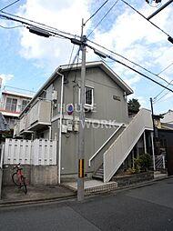 タウニィ多田[202号室号室]の外観