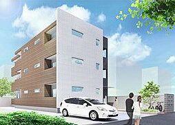 愛知県名古屋市中川区打中1の賃貸アパートの外観