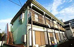 千葉県市川市幸2丁目の賃貸アパートの外観