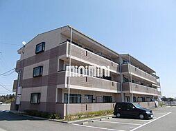 ブルースカイマンションII[2階]の外観