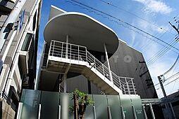 プルメリア西三国2番館[1階]の外観