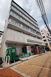 ライブステーション江坂[4階]の外観