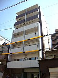 大阪府大阪市天王寺区勝山3丁目の賃貸マンションの外観