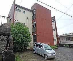 京都府八幡市橋本栗ケ谷の賃貸マンションの外観