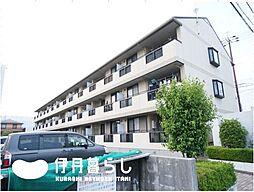 兵庫県伊丹市荻野7丁目の賃貸マンションの外観