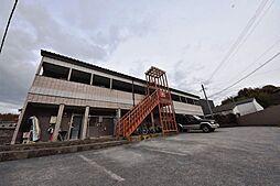 石川ハイツII[2階]の外観