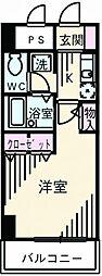 プレサーブ・K[7階]の間取り