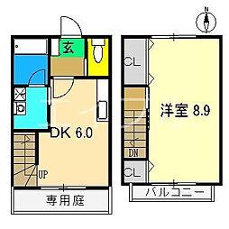 Js House[1階]の間取り