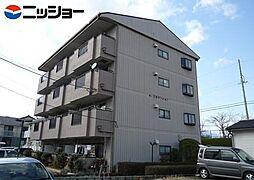 第一三栄マンション[3階]の外観