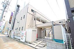 愛知県名古屋市南区柴田町2丁目の賃貸アパートの外観