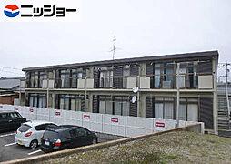 ピースフルI[2階]の外観