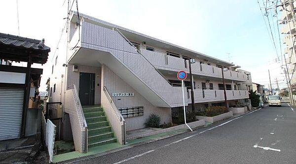 レジデンス富士 2階の賃貸【千葉県 / 柏市】