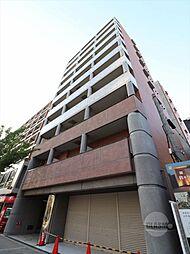 プルミエール江坂[6階]の外観