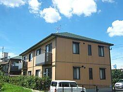 カサベルデ秋桜 B棟[2階]の外観