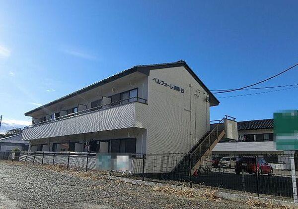 ベルフォーレ洞峰 2階の賃貸【茨城県 / つくば市】