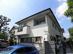 兵庫県芦屋市平田町の賃貸アパートの外観