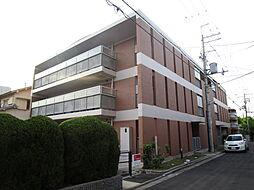 大阪府高槻市八丁畷町の賃貸マンションの外観