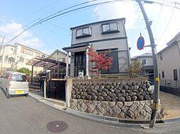 [一戸建] 兵庫県川西市松が丘町 の賃貸【/】の外観