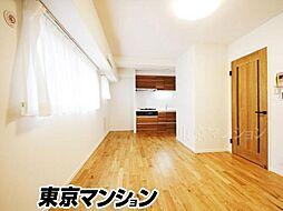 2DKの居間