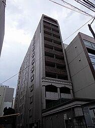 ベラジオ四条烏丸III[902号室]の外観