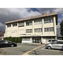 兵庫県神戸市北区花山東町の賃貸マンションの外観