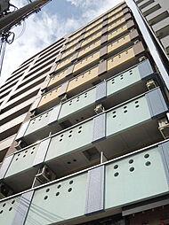 プレアデス本田[2階]の外観