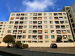泉ヶ丘コーポラス A1棟[5階]の外観