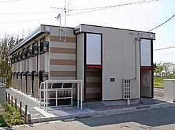 レオパレスTAMO[104号室]の外観