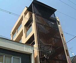 京都府京都市上京区智恵光院通寺之内上る西入歓喜町の賃貸マンションの外観
