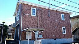 鹿児島県鹿児島市西伊敷7丁目の賃貸アパートの外観